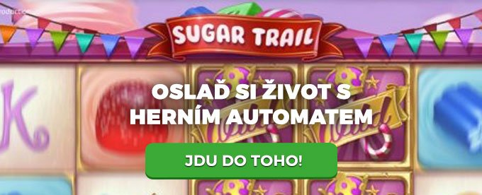 Online casino hra Sugar Trail