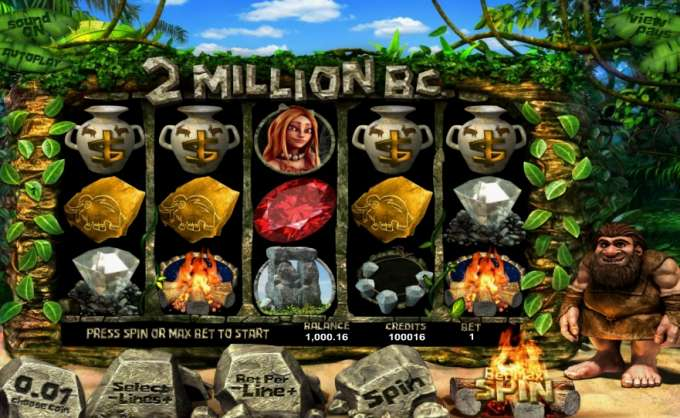 Hraj v online casinu 2 Million B.C.