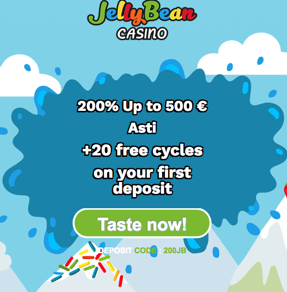 Online casino Jelly Bean