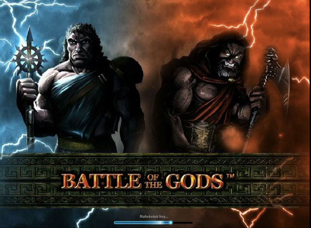 Automaty zdarma Battle of the Gods