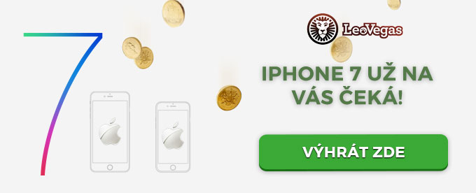 Vyhraj iPhone 7 v LeoVegas casino