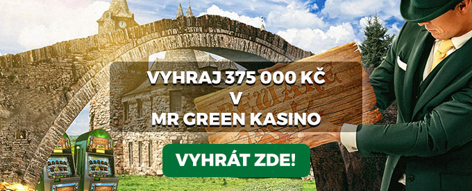 Online kasino Mr Green
