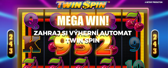 Casino hry zdarma Twin Spin