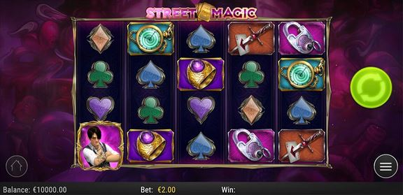 street magic casino automat