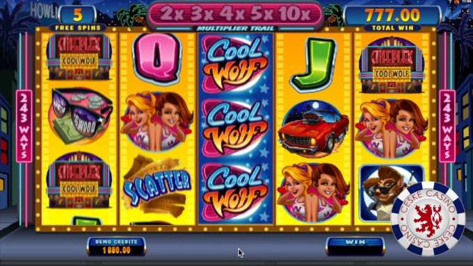 Cool Wolf | 10 Free spins | Bob Casino