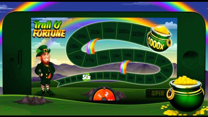 Lucky Leprechaun Mobile Game Promo Video