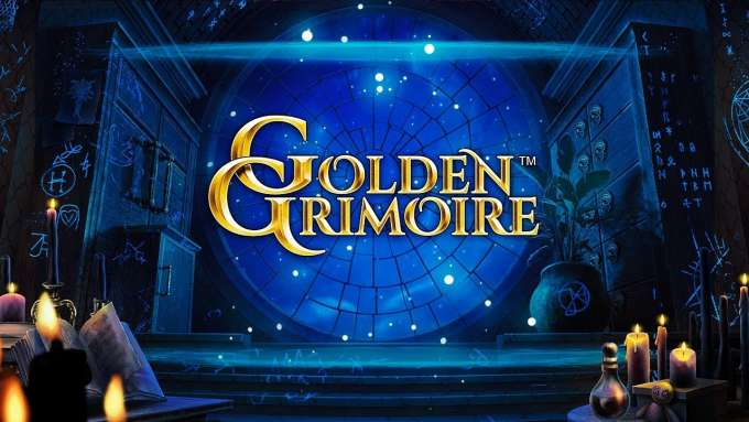 Golden Grimoire™ - Netent