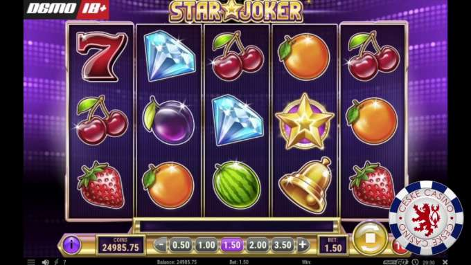 Star Joker | casino výhra v Playamo