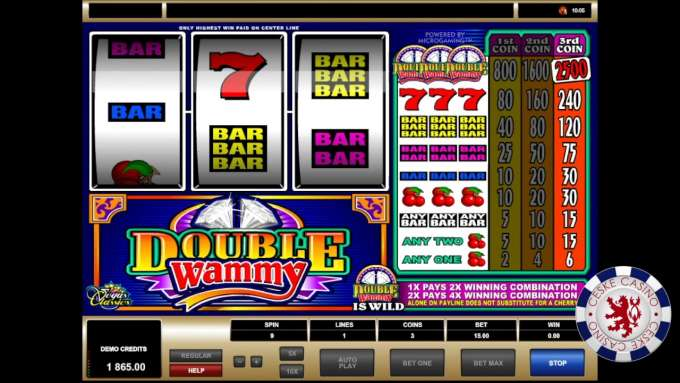 Double Wammy | Microgaming | 10 otoček zdarma