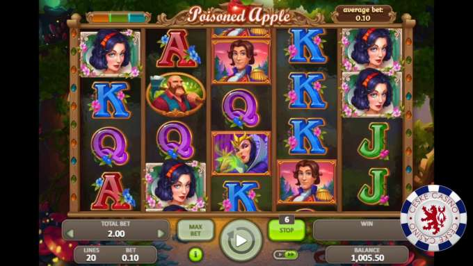 Poisned Apple | Casino La Fiesta | Booongo Gaming