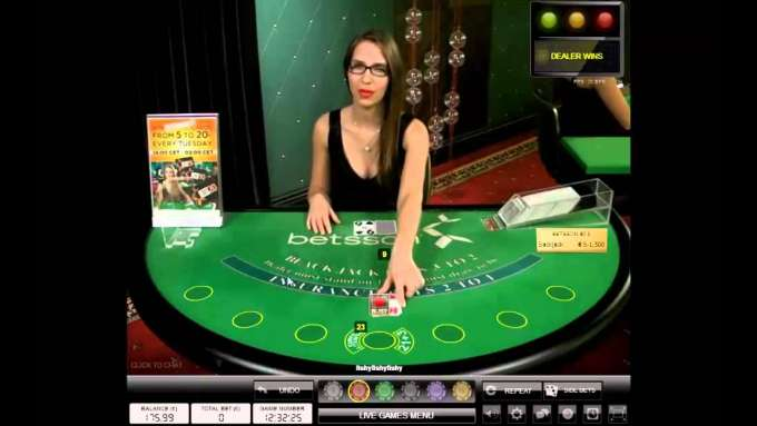 Betsson Live Casino walk through