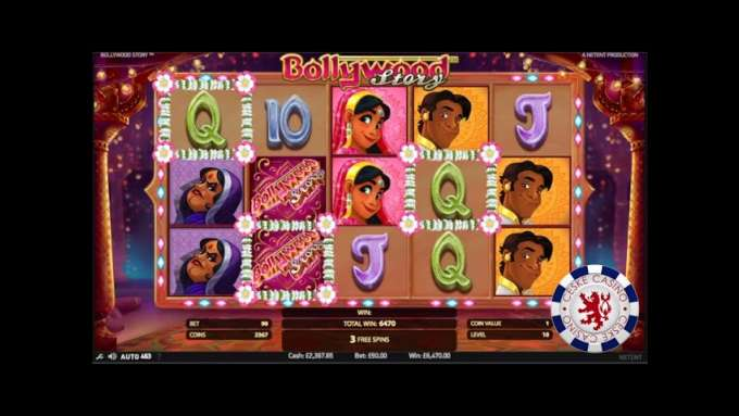 Bollywood Story | 10 Free spins | Bob Casino